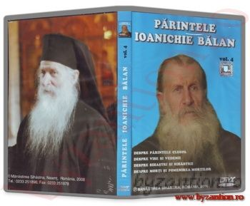 Father Ioanichie Bălan. vol. 4