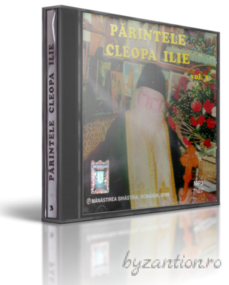 Father Cleopa Ilie CD 3
