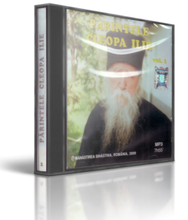 Father Cleopa Ilie CD 1